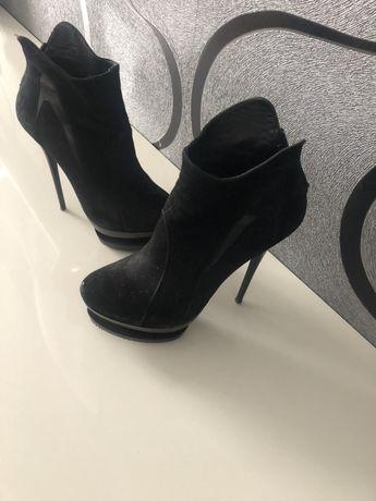 Итальянские ботинки!