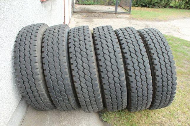 6x Bridgestone M840 10R22,5 10 R 22,5 10R22.5 14 mm
