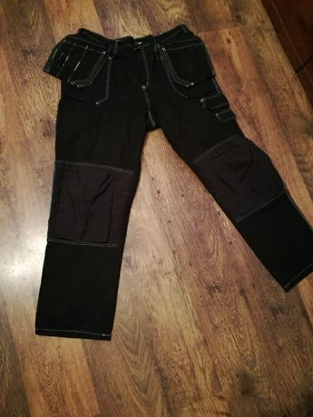 Sprzedam spodnie robocze Biltema rozmiar 58