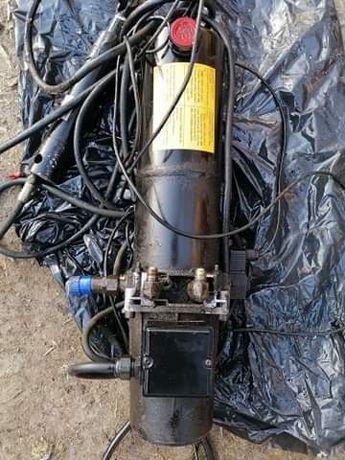 Pompa hydrauliczna, stacja