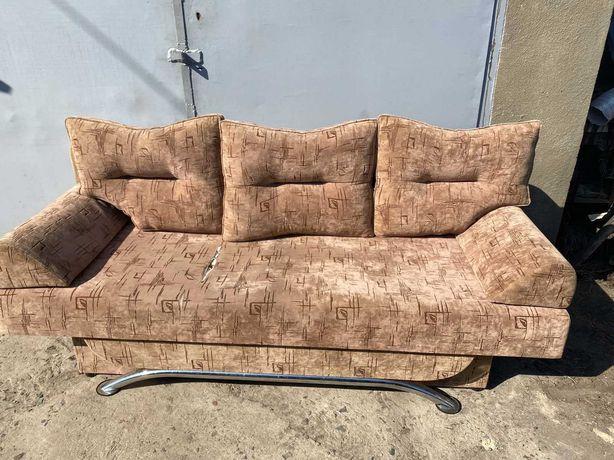 Диван Єврокнижка  . Розкладний диван