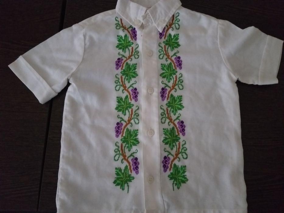 Вишита сорочка на хлопчика Обухов - изображение 1