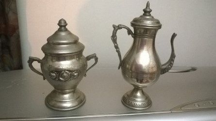 Miniaturas em bronze