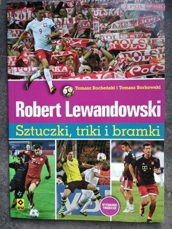 """""""Robert Lewandowski: Sztuczki, triki i bramki"""""""