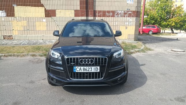Прода Audi Q7 3.0