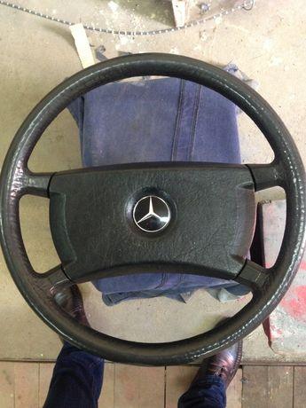 Руль на w124 без подушки