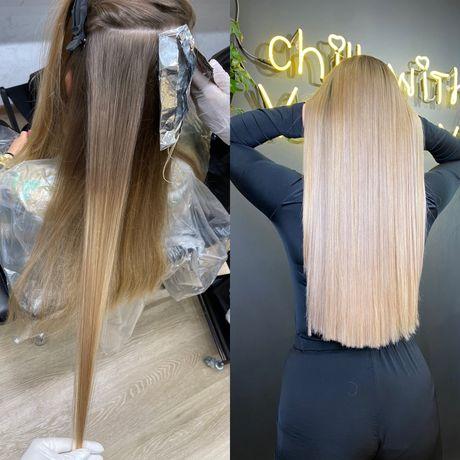 Airtouch, Окрашивание волос Киев