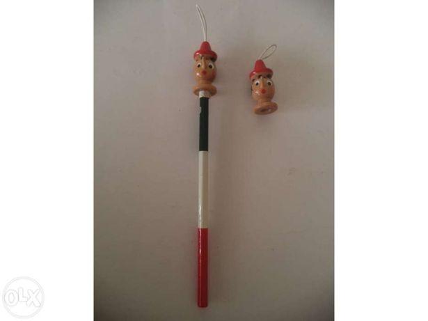 Ponteiras para lápis - Pinóquio