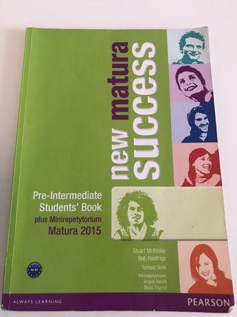Podręcznik i ćwiczenia język angielski PRE-INTERMEDIATE