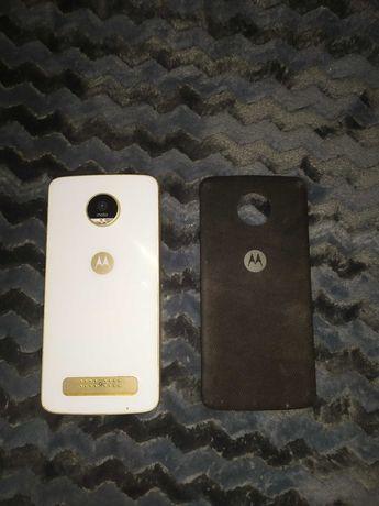 Продам телефон Moto Z Play XT1635 02 WHITE FINE GOLD  32GB