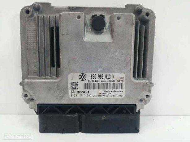 03G906013K Centralina do motor SEAT IBIZA IV (6J5, 6P1) 1.9 TDI BLS