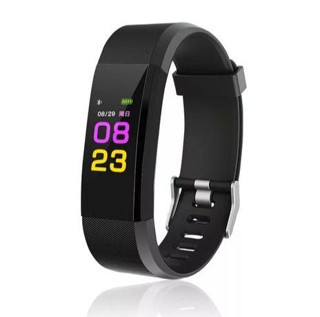 Спортивные часы 1 шт., водонепроницаемые фитнес-браслет с Bluetooth, с
