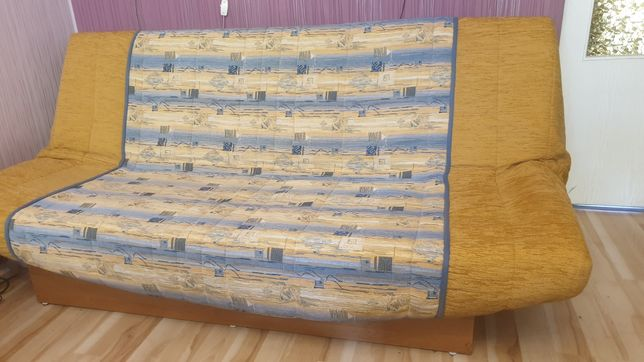 Wersalka, łóżko rozkładane