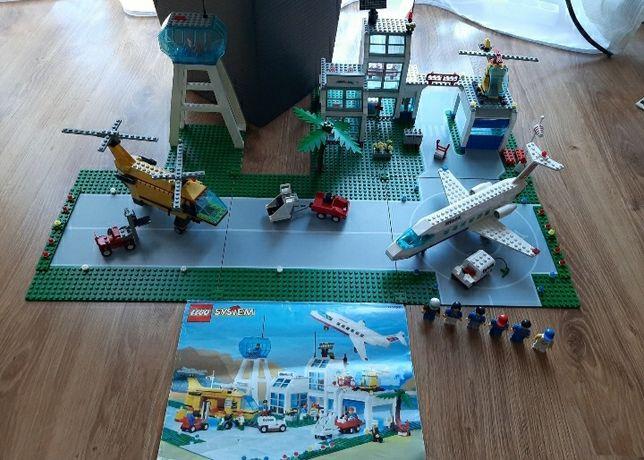 Lego system 6597 Miejskie lotnisko Unikat