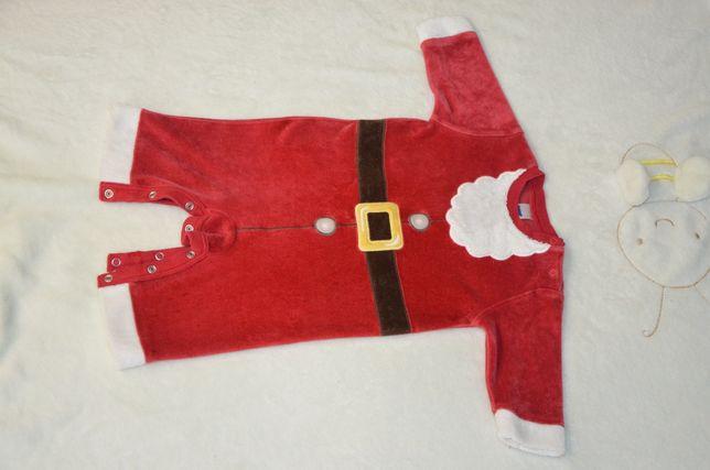 Костюм Санта Клаус для самых маленьких