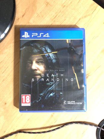 Игра для PS4 Death Stranding