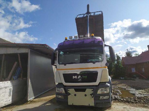 Samochód ciężarowy Man Tgs 26360