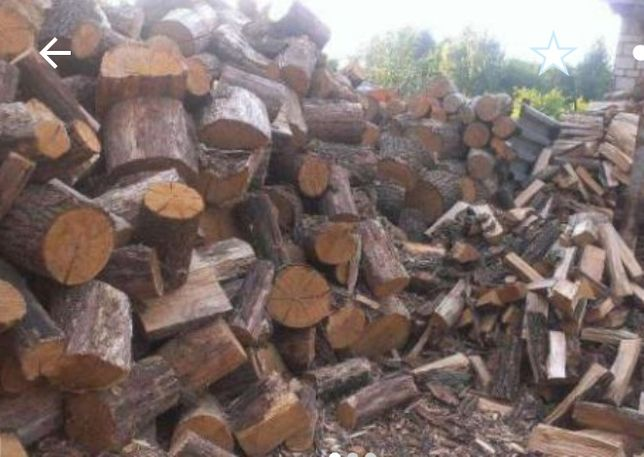 Продам дрова рубані, метровкі