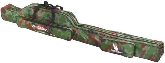 Mikado Pokrowiec 2 Komorowy 100 cm Camouflage
