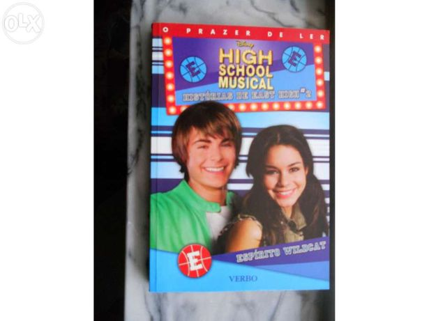 High School Musical - Espírito Wildcat