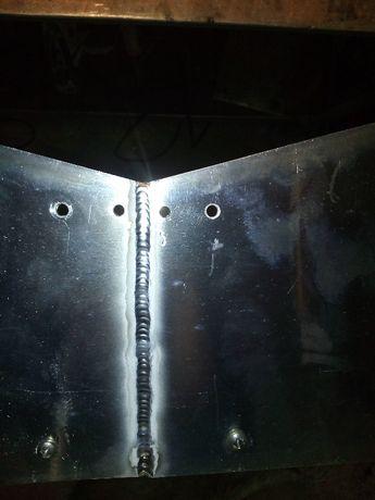 Сварка аргоном алюминия, магния, нерж.стали, чугун, титан. Есть выезд