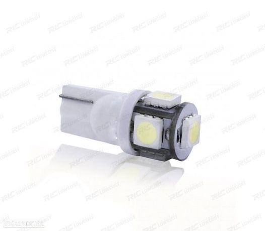 LÂMPADA LED W5W / T10