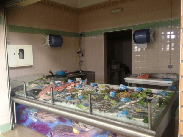 Equipamento de Peixaria