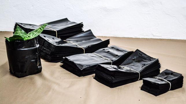 Doniczki PRODUCENT foliowe produkcyjne wszystkie rozmiary