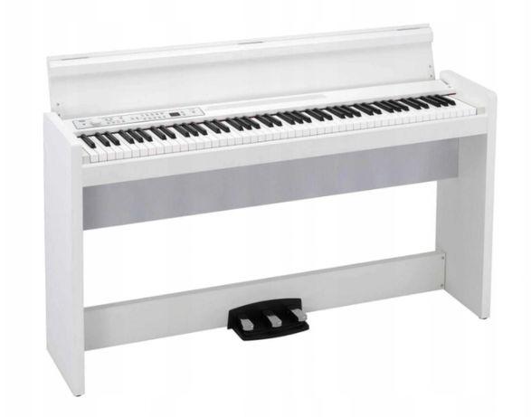 Stylowe Pianino Cyfrowe KORG LP380 WH BIAŁE