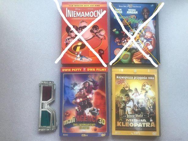 Filmy DVD 3 szt. - Mali agenci, Misja Kleopatra