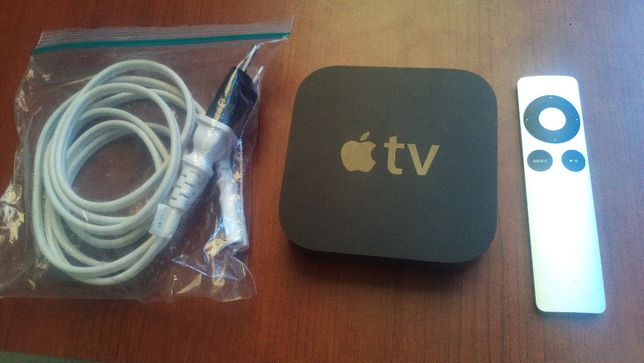 Apple TV 3 A1469 WiFi Netflix AirPlay HBO Go