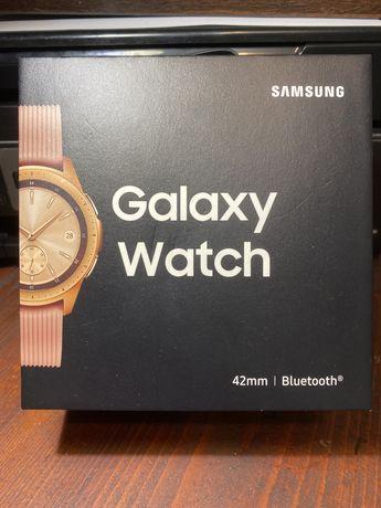 Samsung Galaxy Watch Rose Gold.