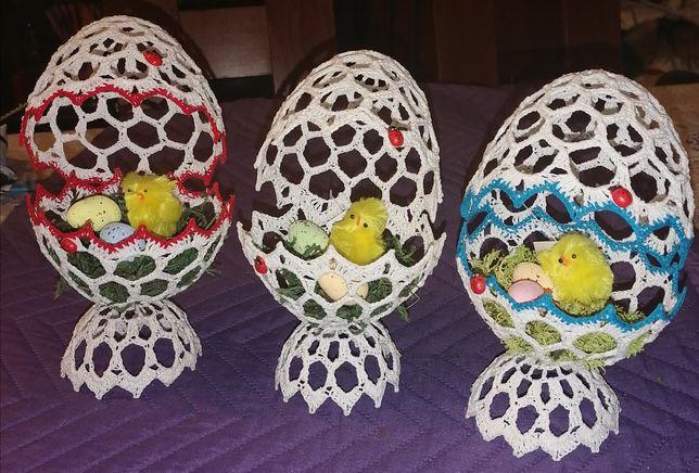 Piękne jaja Wielkanocne