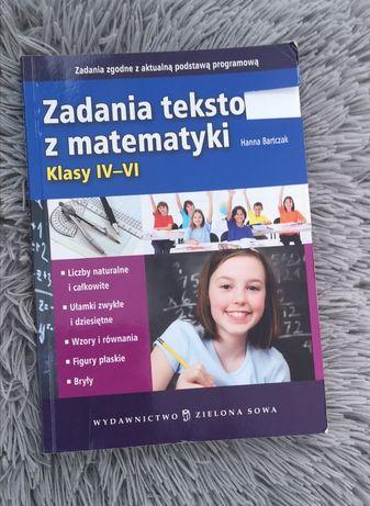 Zadania tekstowe z matematyki