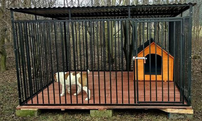 Masywny Kojec dla psa 3x2, Okólnik, Kojce dla psów, Boksy, Klatka