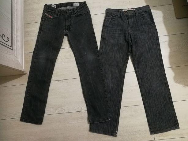 Джинсовые брюки мальчику бу, 12лет