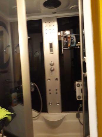Kabina prysznicowa z hydromasazem i z brodzikiem- rezerwacja do soboty