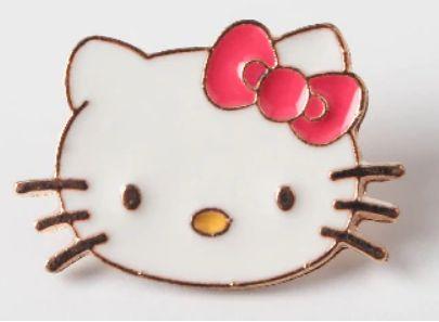 PIN WPINKA przypinka znaczek Hello Kitty