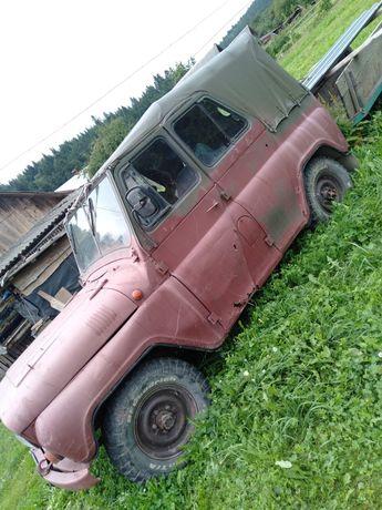 Продам УАЗ з воєнними мостами!!!
