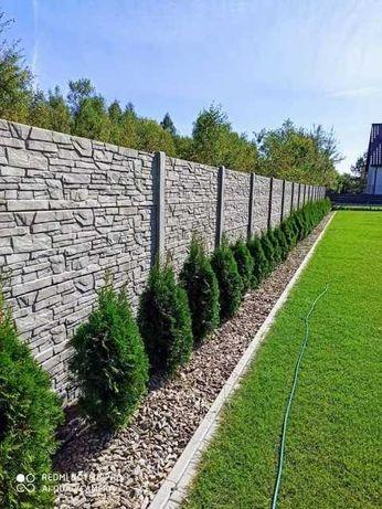 Montaż i demontaż ogrodzeń betonowych