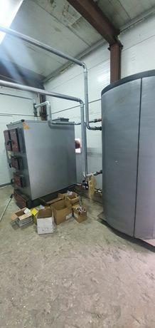 Instalacje wod-kan, c.o. gaz