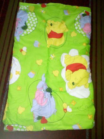 Дитяче одіялко і подушечка