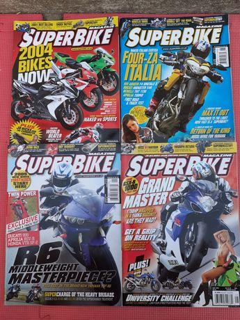 Bike magazine, SuperBike, PowerBikes, Bikes