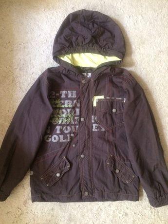 Куртка-ветровка на рост 134