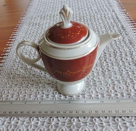 Dzbanuszek Kahla w Turyngii stara porcelana
