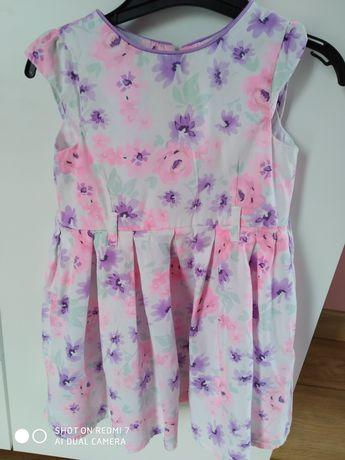 dwie sukienki 86-92