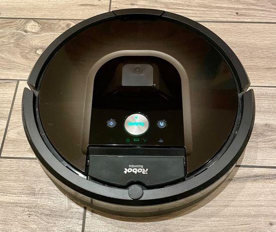 Roomba 980 + latarnie + akcesoria - super zestaw