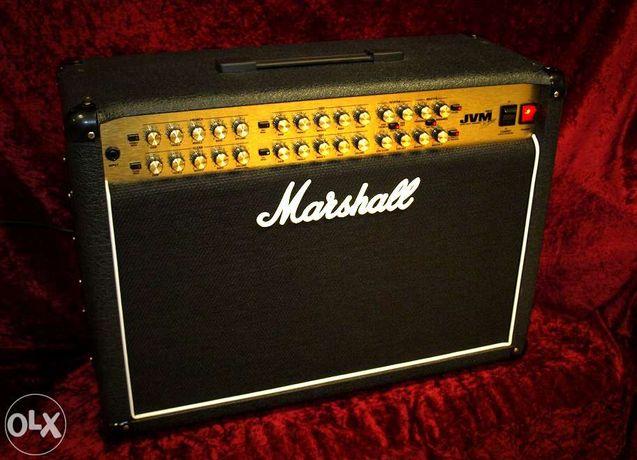 Marshall JVM410C Tube Combo 100 Watt Amp made in England