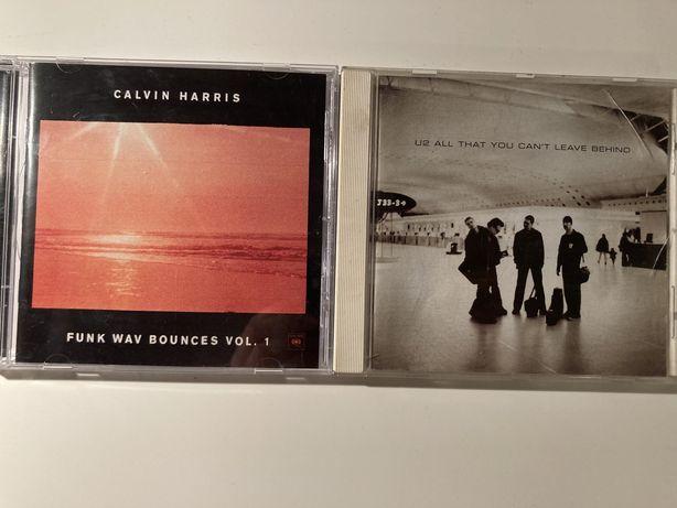 Calvin harris    U2