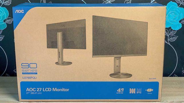 Monitor AOC U2790PQU 4K